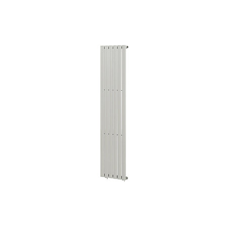 Blyss Faringdon Vertical Designer Radiator White H 1800 Mm W 452 Mm Departments Diy At B Q