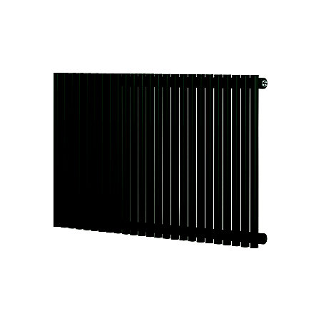 blyss thorpe horizontal radiator anthracite h 600 mm w 1000 mm departments diy at b q. Black Bedroom Furniture Sets. Home Design Ideas