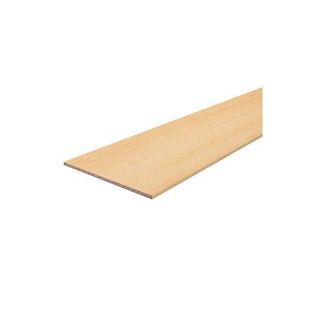 Chipboard Maple Furniture Board L 2500mm W 400mm T 18mm