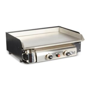 Plancha Tonio 2 Burner Gas Plancha Griddle | Departments | Diy At B&Q