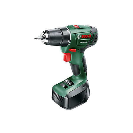 bosch cordless 18v 1 5ah li ion brushed drill driver 1. Black Bedroom Furniture Sets. Home Design Ideas
