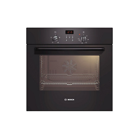Bosch Hbn331s2b Black Electric Single Oven Departments