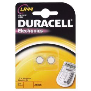 Duracell Electronics LR44 Alkaline Batteries Of 2