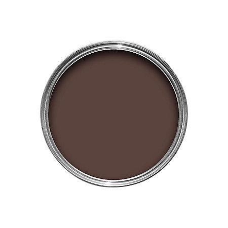 Sandtex Exterior Brown Gloss Wood Metal Paint 750ml Departments Diy At B Q
