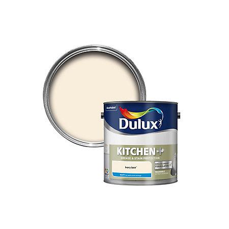 Dulux Ivory Lace Kitchen Paint