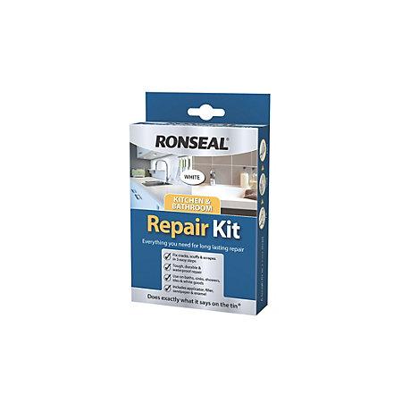 Ronseal White Repair Kit 60 G Departments Diy At B Q