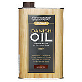 colron refined georgian medium oak danish oil 0 5l. Black Bedroom Furniture Sets. Home Design Ideas