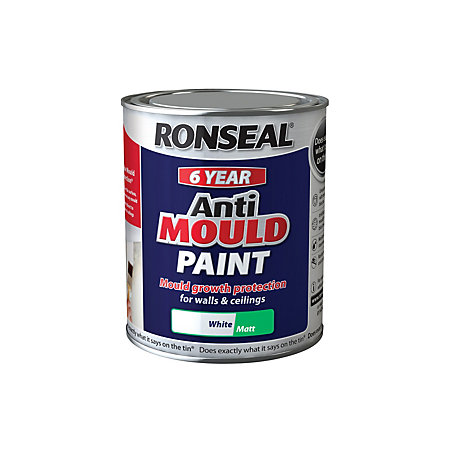 Ronseal Problem Wall Paint