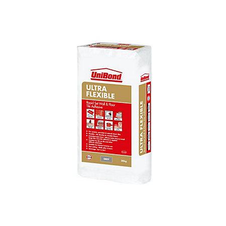 Unibond Ultra Flex Powder Wall Amp Floor Tile Adhesive Grey