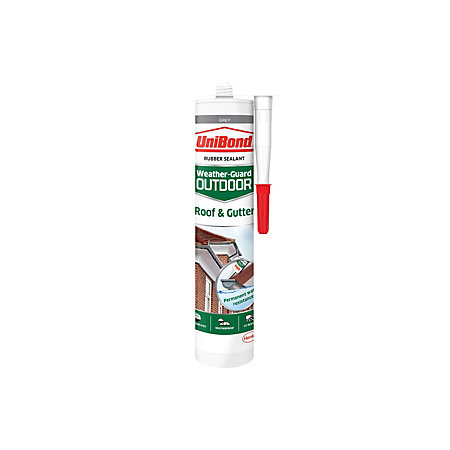 Unibond Ready To Use Roof Amp Gutter Sealant Departments