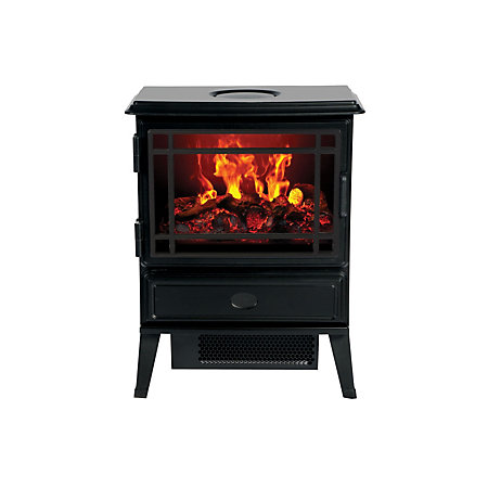 Dimplex Opti-Myst Electric Stove - B&Q for all your home and garden supplies and advice on all the latest DIY trends