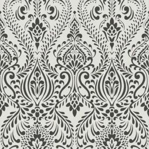 Graham & Brown Superfresco Black & White Blown Wallpaper