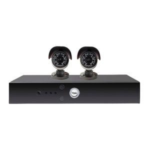 Yale HD Wired CCTV Kit Y402AHD1080