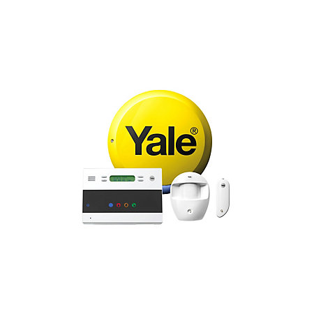 yale wireless easy fit telecommunicating starter alarm. Black Bedroom Furniture Sets. Home Design Ideas