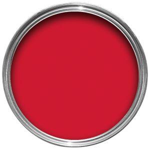 Hammerite Gloss Red High Sheen Garage Door Paint 750ml