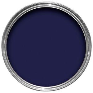 Hammerite Oxford Blue High Sheen Garage Door Paint 750ml