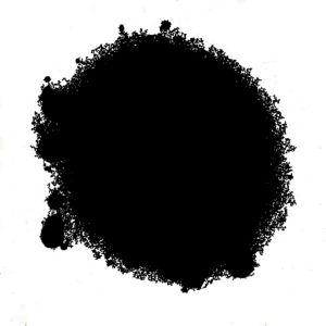 Hammerite Black Hammered Effect Metal Spray Paint 400ml