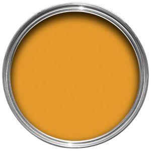 Hammerite Yellow Gloss Metal Paint 250ml
