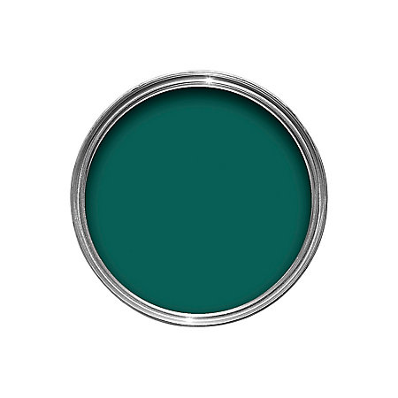 Hammerite Dark Green Gloss Metal Paint 0 25l Departments Diy At B Q