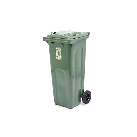 Blooma Green Outdoor litter bin 140L | Departments | DIY at B&Q