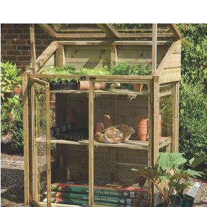 Image of Forest Garden 4x2 Styrene greenhouse