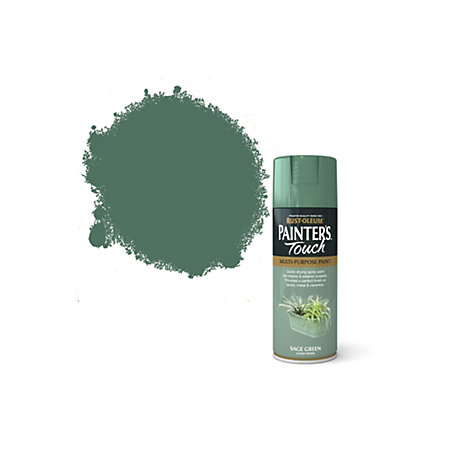 Rust Oleum Painter S Touch Sage Green Gloss Decorative