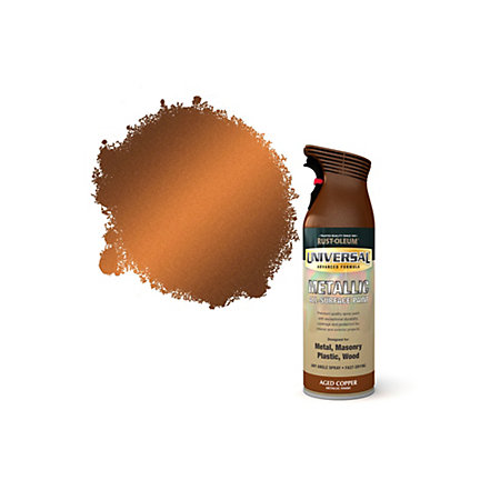 Rust Oleum Universal Aged Copper Metallic All Surface