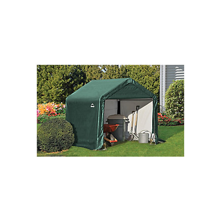 outdoor a sheds logic canvas box shelter in garden storage home shed x gardens
