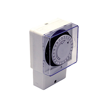 Lap mechanical immersion timer