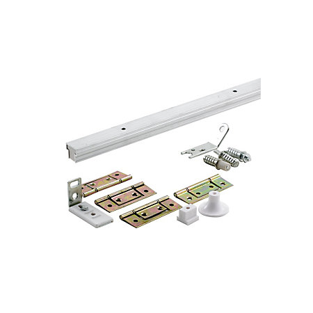 Folding Door Gear (L)1828mm | Departments | DIY at B&Q