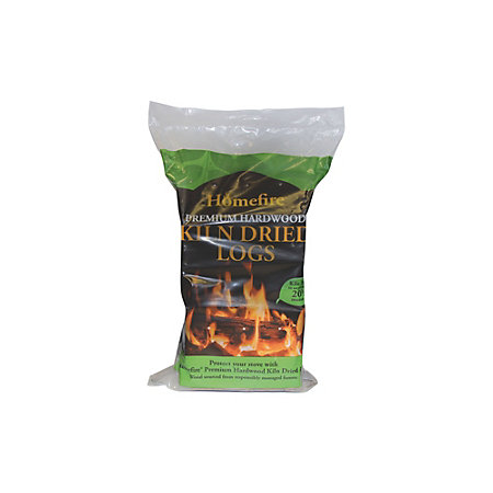Homefire Kiln dried logs 10kg Pack   Departments   DIY at B&Q