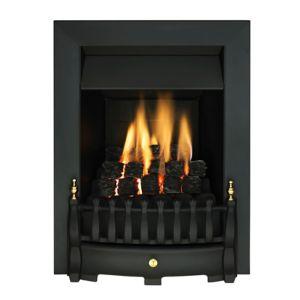Valor Blenheim Black Inset Gas Fire