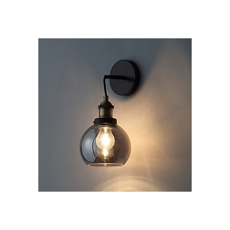 Callisto Any Room Wall Light Departments Diy At B Q