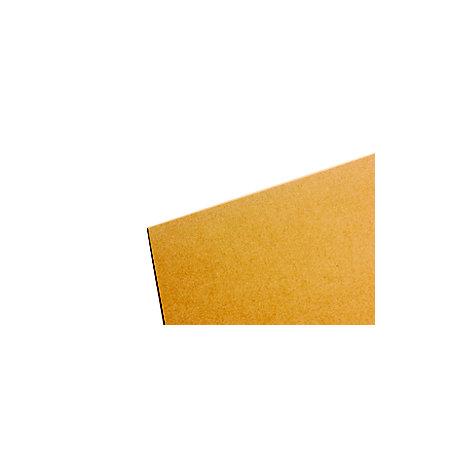 Hardboard Sheet Th3mm W1220mm L2440mm Departments Diy At Bq