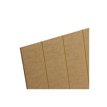 Mdf Bead Amp Butt Match Board Th 6mm W 607mm L 1220mm