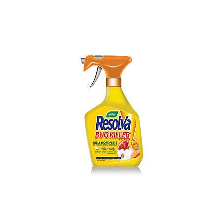 Resolva Pest Control Spray Bug Killer 1L   Departments   DIY at B&Q