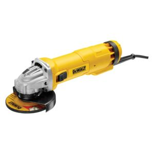 Image of DeWalt 1000W 240V 115mm Angle grinder DWE4206-GB