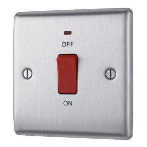 Fused Isolating Switches Switches Switches Dimmers Sockets