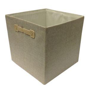 Form Beige Storage Box