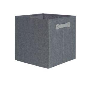 Form Grey Storage Box