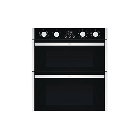Cooke Lewis Duov72cl Black Electric Double Double Oven Departments Tradepoint