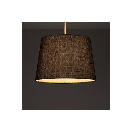 Colours sadler brown metallic lamp shade d280mm departments 000 000 aloadofball Image collections