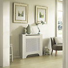 Richmond Mini White Painted Radiator Cover