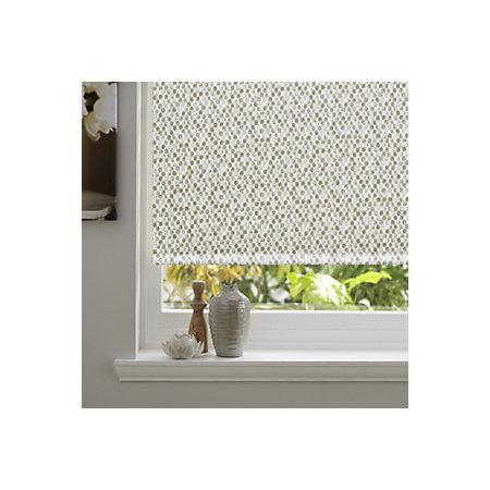 colours belarmina corded cream blackout roller blind l. Black Bedroom Furniture Sets. Home Design Ideas