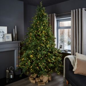 Pre Lit Christmas Tree Led