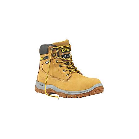 hot sales vast selection buy cheap DeWalt Titanium Men's Honey Safety boots, Size 9 | Departments | DIY at B&Q