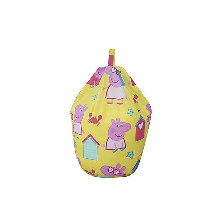 Peppa Pig Multicolour Bean Bag Departments Diy At B Amp Q