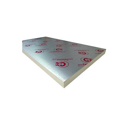 Celotex Foil faced polyisocyanurate (PIR) Insulation board ...