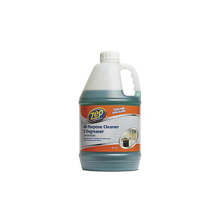 Zep Commercial All Purpose Cleaner Amp Degreaser 5000 Ml