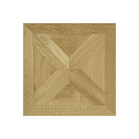 Staccato Natural Oak Parquet Effect Laminate Flooring 0113 M